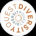Diversity Quest- de juiste mensen op de juiste plek  juiste rol samenstelling binnen organisatie inzicht in talent. Logo